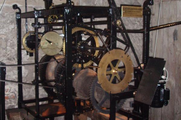 The 16th Century Clock