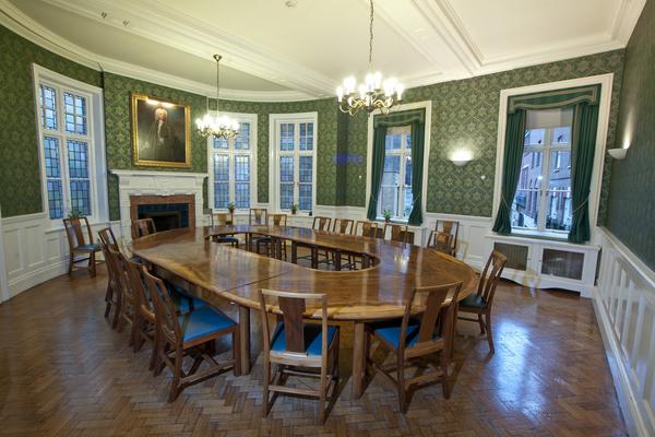 The Salisbury Room