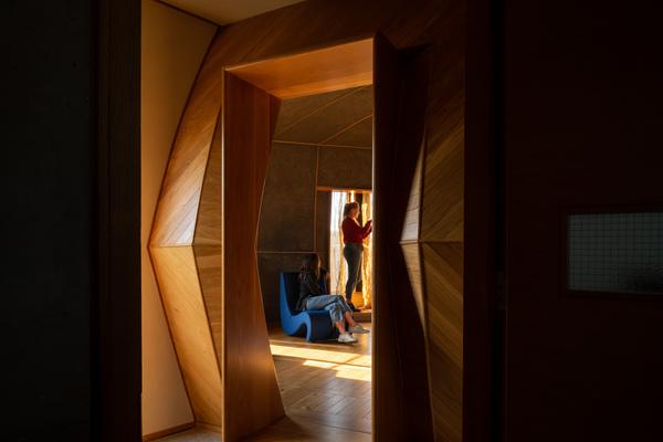 House 1 yurt