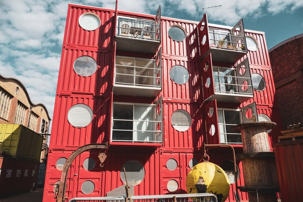 Container City 1 building