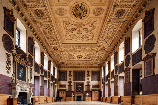 Great Hall, North Wing, St Bartholomew's Hospital