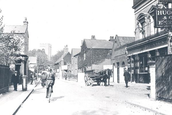 Nags Head, Walthamstow Village