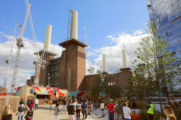 Circus West Village, Battersea Power Station