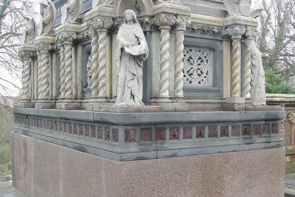 Otto Alexander Berens mausoleum