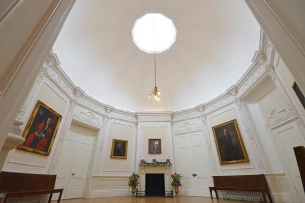 Rotunda - York House