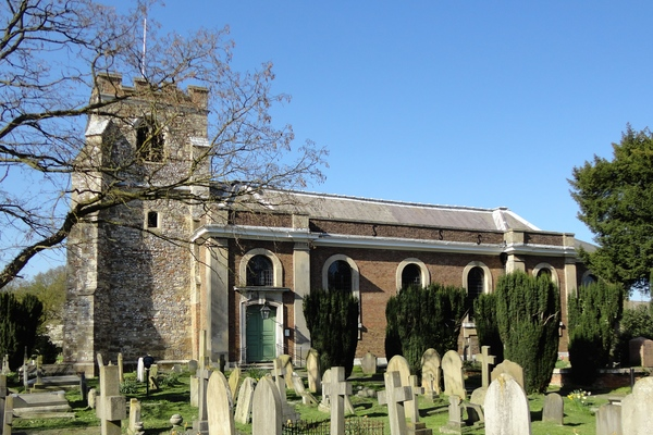 St Lawrence Little Stanmore