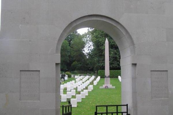 Anzac Cemetery Gate
