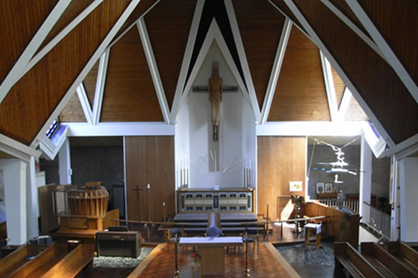 St Paul's Church Lorrimore Altar