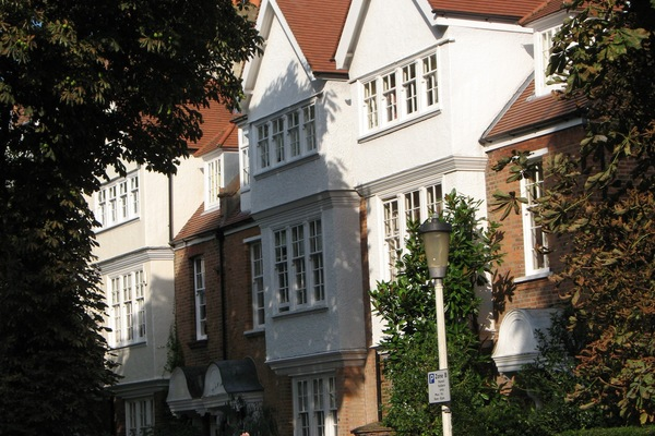 Houses in Bedford Park