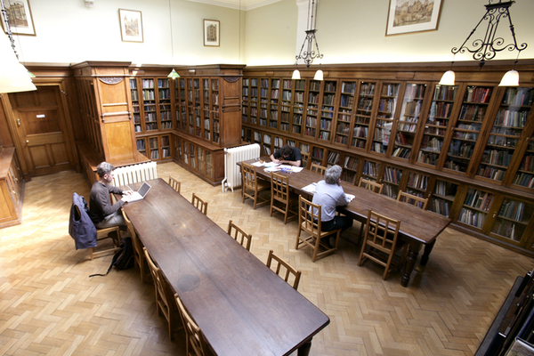 The Library at Bishopsgate Institute