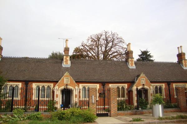 Sarah Sermon's Almshouses c1843