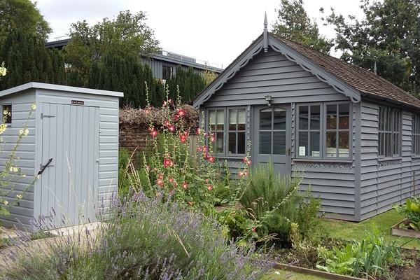 Garden Room and Eco-loo