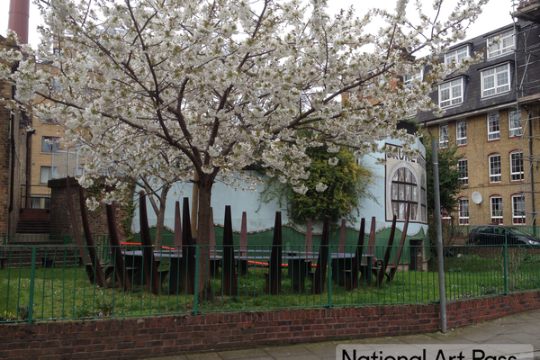 Museum in Bloom, Brunel Museum