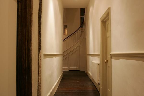 Bromley Hall Entrance
