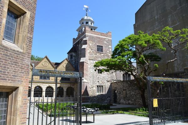 Chapel Garden entrance
