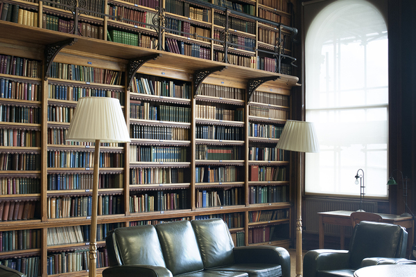 Masters' Library