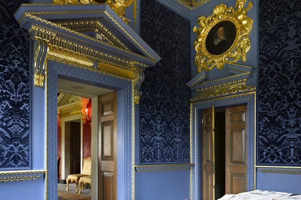 Blue Velvet Room