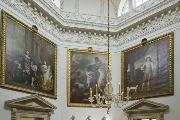 Chiswick House Domed Saloon