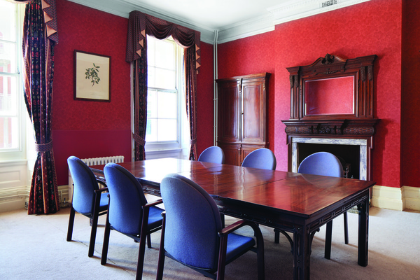 Spring Grove House: Directors' Room