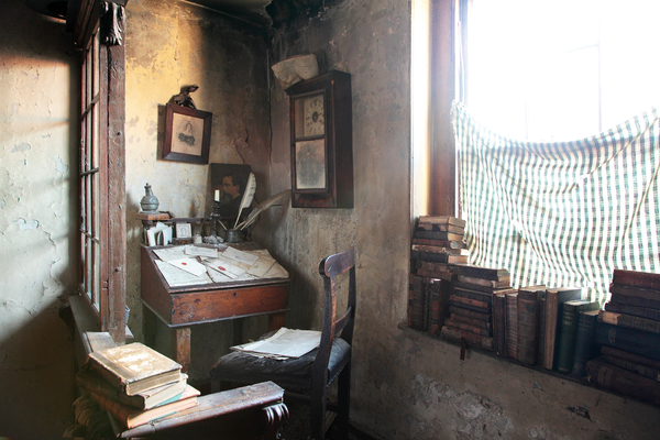 Dickens room