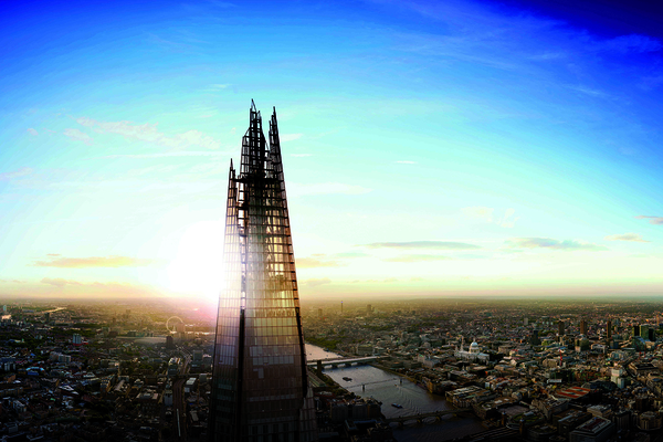 The Shard, The UK's tallest building