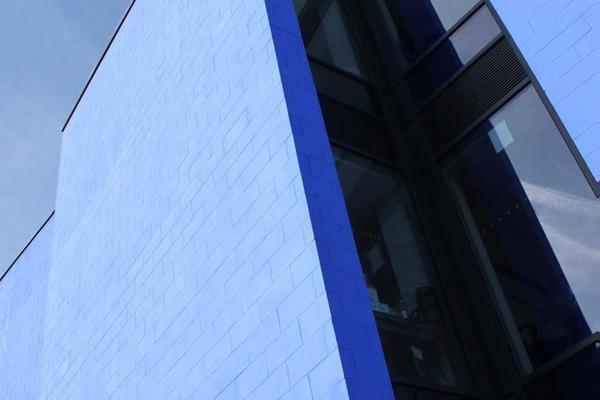 Mossbourne Blue exterior