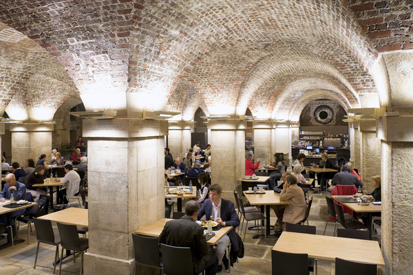 Café in the Crypt, St Martin-in-the-Fields
