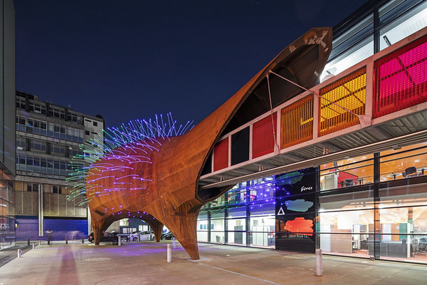 Centre of the Cell and Neuron Pod, Queen Mary University of London