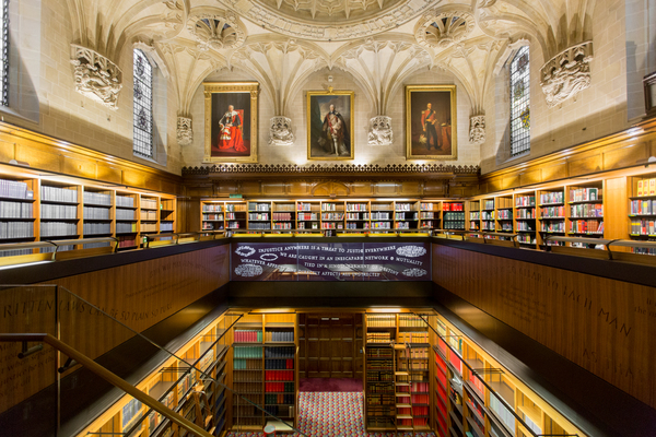 Justices' Library (not usually open to the public)