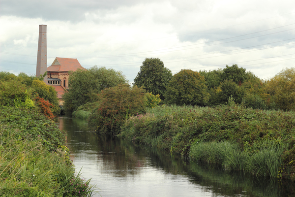 The Engine House at Walthamstow Wetlands