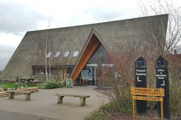 Thames Chase Visitor Centre
