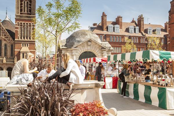 The Mayfair Market