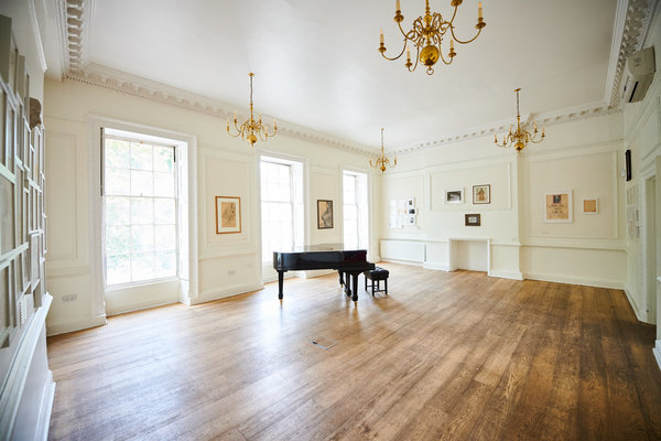 The 'Music and Function Room'