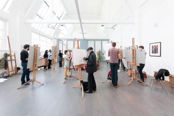 Victorian Art Studio