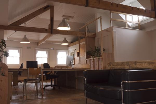 Loft Desk Spaces