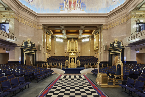 Freemasons' Hall | Open House London 2019