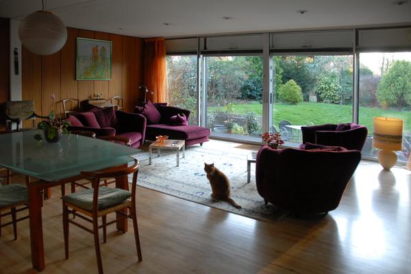 Sitting Room & Garden