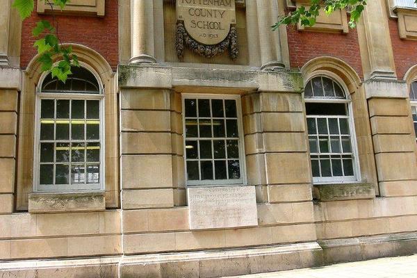 No. 300 - former Tottenham County School