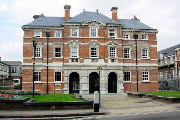 No 301 - Bernie Grant Arts Centre (former public baths)