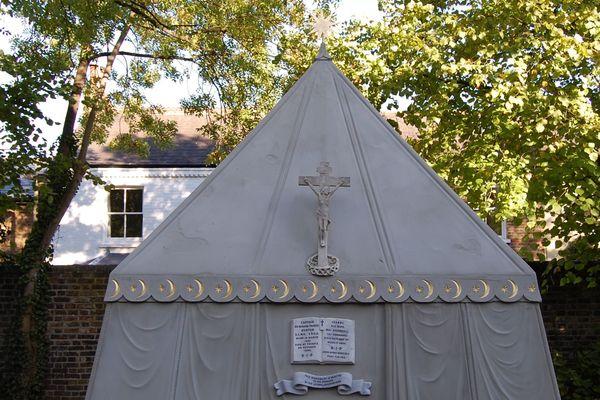Burton's Mausoleum