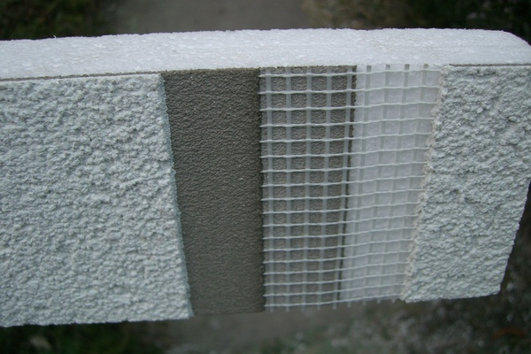 External insulation layers