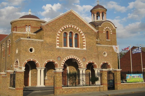 Αποτέλεσμα εικόνας για st panteleimon greek orthodox church in London