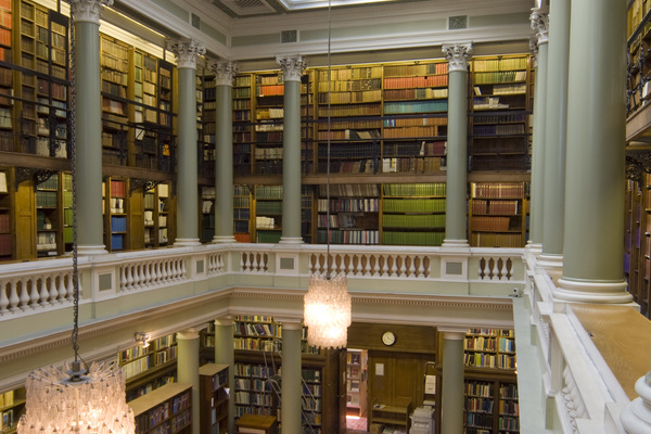 Geological Society Upper Library