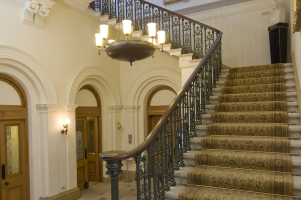 Geological Society staircase