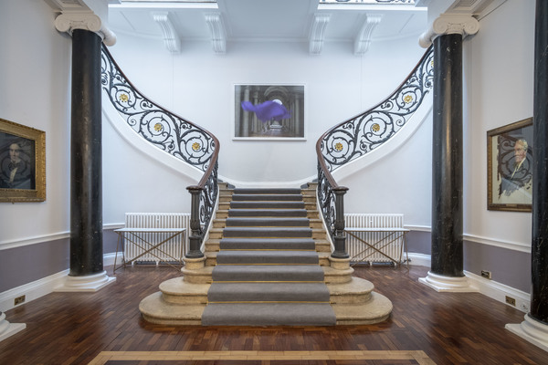Staircase in number 11