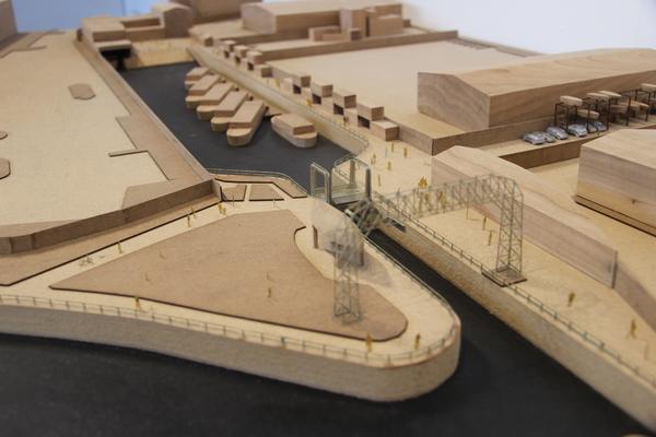 Cody Dock Master Plan Model