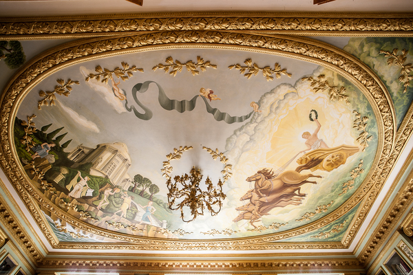 Apollo  - Library's Ceiling