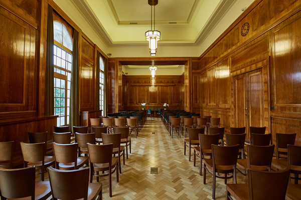 Committee Rooms Ceremony