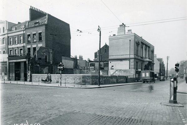 White Horse Road, 1950