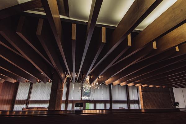 Inside panorama